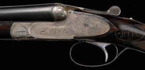 28 gauge Francotte 45E Eagle Grade Double Barrel Shotgun