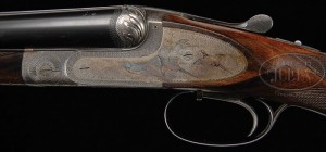 20 gauge Francotte 45E Eagle Grade Double Barrel Shotgun