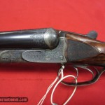 12g Charles Daly Diamond Grade Side-by-Side Shotgun