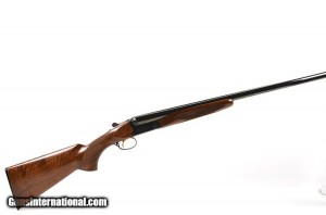 "12 gauge Browning BSS, Double Barrel Shotgun, 28"" barrels"