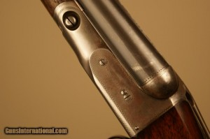 16 gauge Parker Double Barrel VH grade shotgun, O frame