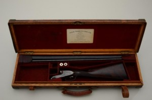 12 gauge Stephen Grant & Sons Best Quality London Sidelock, double barrel SxS shotgun