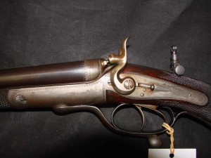 Alex Henry .450 Double Rifle at Gunslinger Auctions