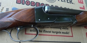 Lettered Winchester Model 21 16 gauge Skeet Grade serial # 13146
