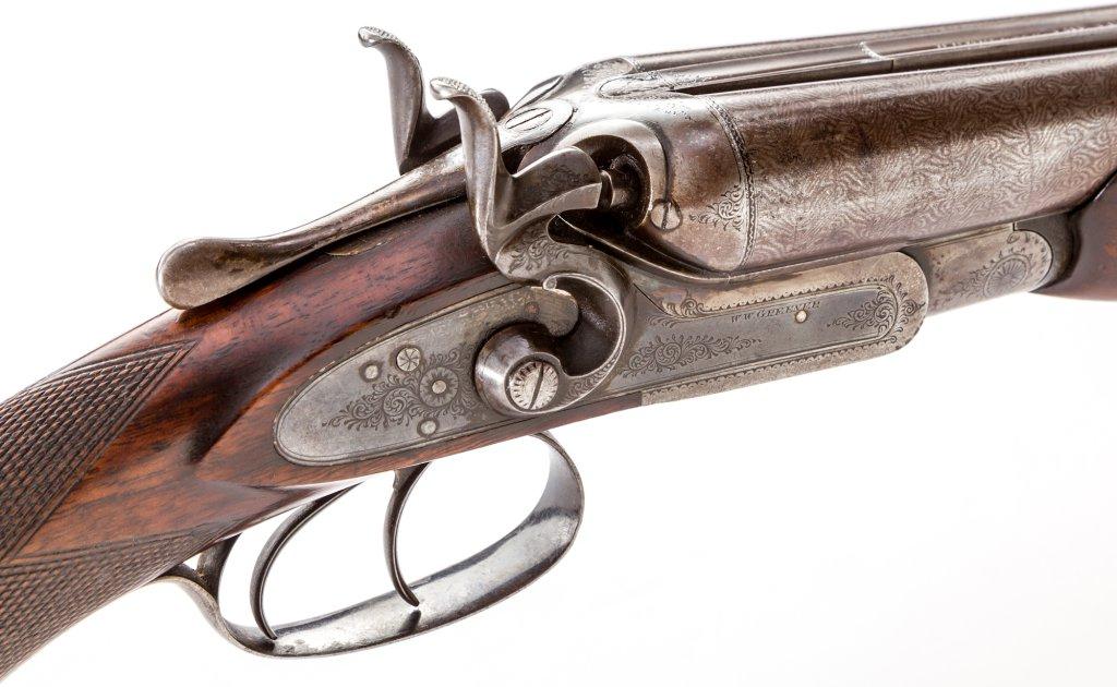 Parker bros shotguns key generator