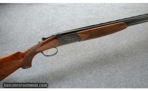 "Beretta BL-4 20 gauge Over-Under shotgun, 28"" barrels, 3"" chambers"