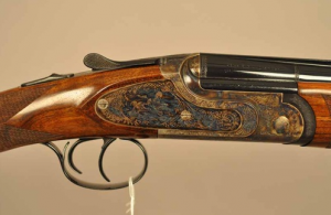 Rizzini Artemis Classic Small Action, 28 ga. over/under shotgun: