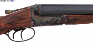 Lot 32401: A.H. Fox HE Grade Boxlock Ejector Double Barrel Shotgun: