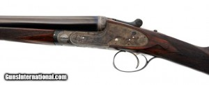Boss & Co. - Best - 20 ga Side-by-Side Double Barrel Shotgun