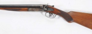 L.C. Smith Field Hammer 16 Gauge Shotgun: