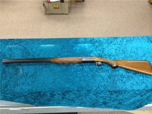 20 gauge Beretta BL-4 Over Under Double Barrel Shotgun