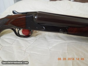 Winchester Model 21 Shotgun - 12 Ga. - 30 in. Barrels - Circa 1947