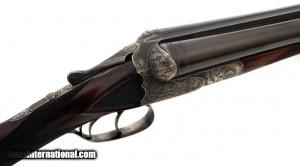J.P. Sauer - Model 45 - 12g SxS Shotgun