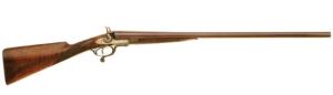 New York Underlever 12g Double Hammergun By Patrick Mullin