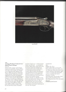 16 gauge James Woodward & Sons Over-Under #6680