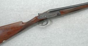 AYA Model 117 Side by side 20 gauge sidelock shotgun