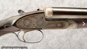 James Purdey and Sons Side-By-Side 12 Gauge