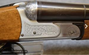 20g Beretta 626E Side by Side Shotgun