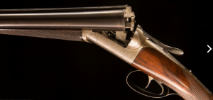 John Dickson of Edinburgh BEST Round action with new barrels by the maker and Huey cased