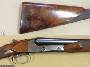 Winchester Model 21, 12 Gauge, Skeet Grade, SxS